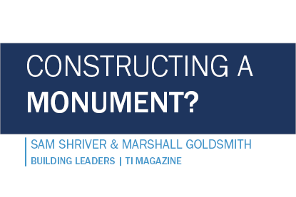 Constructing a Monument?