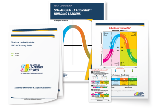 o Situational Leadership®: Building Leaders course components