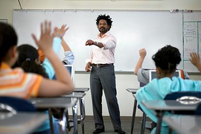 leadership in public schools